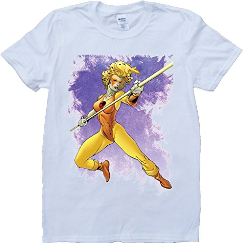 Thundercats Cheetara Unique Art T-shirt, Custom Made. S to XL