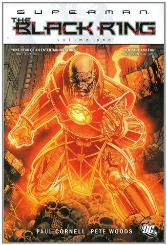 Superman: The Black Ring Vol. 1 ()