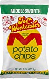 Middleswarth Kitchen Fresh Potato Chips The Weekender - 10 Oz. (3 Bags)