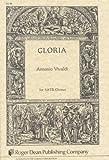 img - for Gloria (SATB Chorus) book / textbook / text book