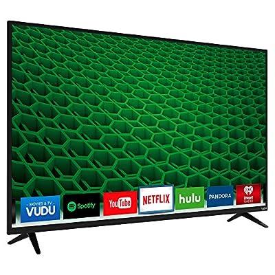 "VizioD50F-E11080p50""LED TV, Black(Certified Refurbished)"
