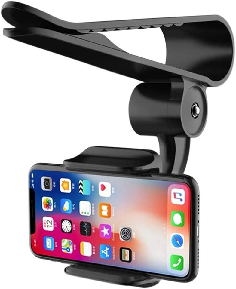 MongKok Sun Visor Car Cell Phone Holder 360 Rotating Car Mount ...