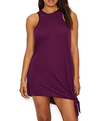 775dc90784 Image Unavailable. Image not available for. Color: BECCA Breezy Basics Swim  Cover-Up ...