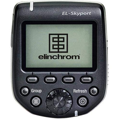 Rotolight Elinchrom EL-Skyport HSS Transmitter for Fujifilm Camera, 656' Wireless Range by Rotolight