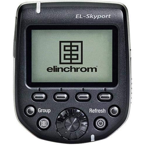 ROTOLIGHT Elinchrom EL-Skyport HSS Transmitter for Fujifilm Camera, 656' Wireless Range