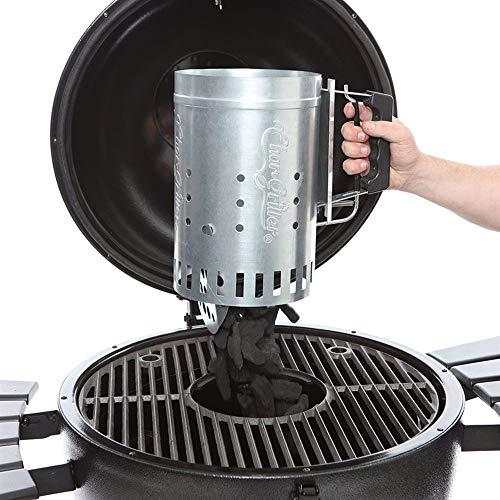 Amazon.com: Char-Griller barbacoa de carbón Chimenea Starter ...