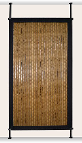 (Versailles Home Fashions PP015-19 Bamboo Privacy Panel, 38