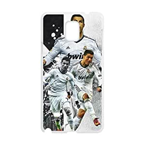 DAZHAHUI Football player Cell Phone Case for Samsung Galaxy Note4