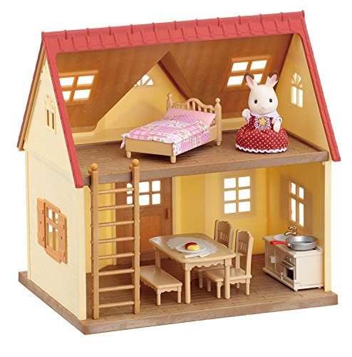 Calico Critters Cozy Cottage Starter Home Marco Comforter Set