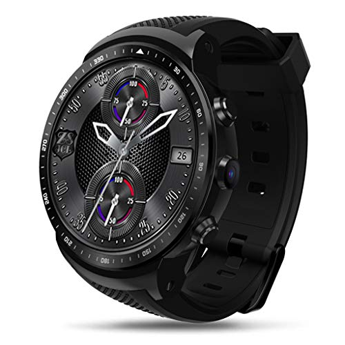 Price comparison product image Zeblaze THOR Pro GPS 3G Bluetooth 4.0 1GB+16GB Smart Watch Phone For Android iOS