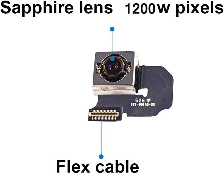 VANYUST Cable Flexible de Repuesto para c/ámara Trasera Compatible con iPhone 6S VANYUST Cloth