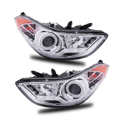 Hyundai Elantra Touring Headlight Bulb Replacement