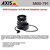 AXIS Communications 5800-791 Computar varifocal IR-corrected lens (5800-791)