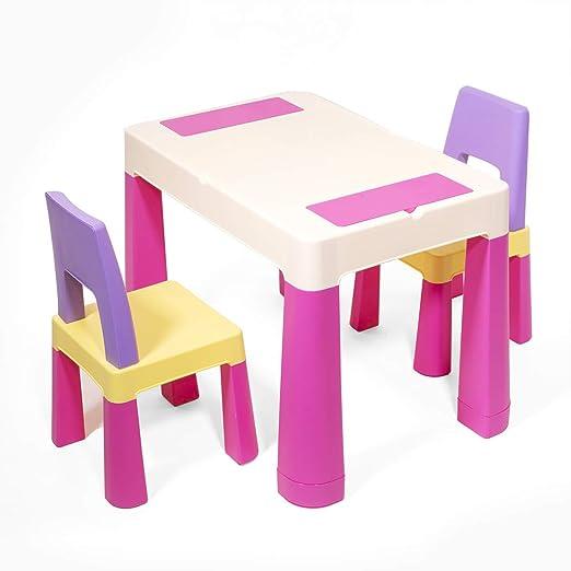 ihubdeal - Juego de sillas 3 en 1 para niños, Bloques de ...