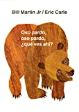 Oso pardo, oso pardo, ¿qué ves ahí? (Brown Bear and Friends) (Spanish Edition)