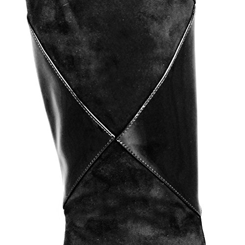 Lunar Bottes Noir Lunar Bottes Femme pour aHdwnqT