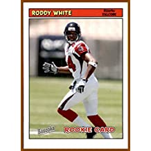 2005 Bazooka #196 Roddy White RC ROOKIE ATLANTA FALCONS UAB BLAZERS