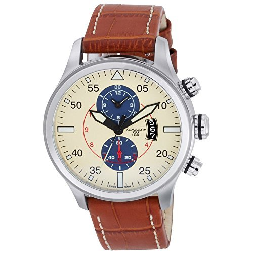 Torgoen Swiss Men's T33103 Pilot Watch
