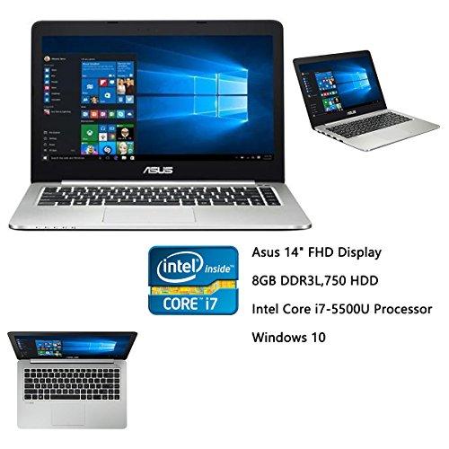 Asus Performance i7 5500U Processor Bluetooth product image