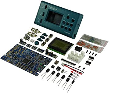 DSO 068 DIY kit Mini Portable Handheld Digital Storage Oscilloscope Display