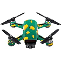 Skin For DJI Spark Mini Drone – Tacos   MightySkins Protective, Durable, and Unique Vinyl Decal wrap cover   Easy To Apply, Remove, and Change Styles   Made in the USA