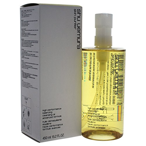 (Shu Uemura High Performance Balancing Cleansing Oil, Advanced Formula, 15.2 Ounce)