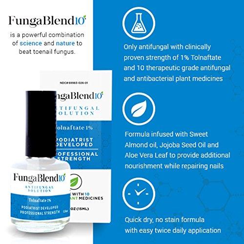 FungaBlend 10 Tolnaftate Antifungal Solution < Products < Health & Household - tibs