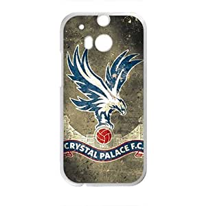 Happy Crystal palace F.C. EAGLE Cell Phone Case for HTC One M8