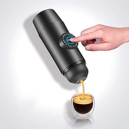 Máquinas Espresso, Cafetera Portátil, Minipresso, para Viajes ...