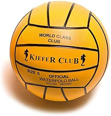 Kiefer Club Water Polo Pelota-5: Amazon.es: Deportes y aire libre