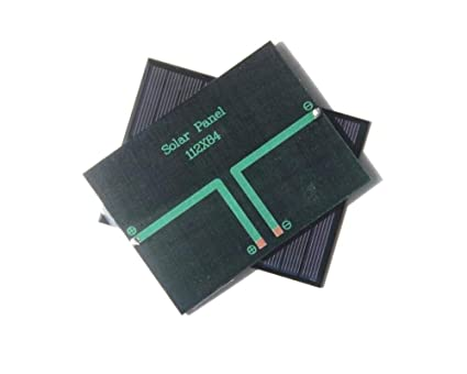 Amazon.com: XINI INDUSTRIAL - Cargador de batería solar de ...