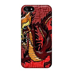 For YbTDhki1267WUVwv Chinadragon Protective Case Cover Skin/iphone 5/5s Case Cover
