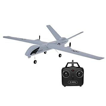 Goolsky Z51 2.4G 2CH Predator Remote Control RC Airplane 660mm ...