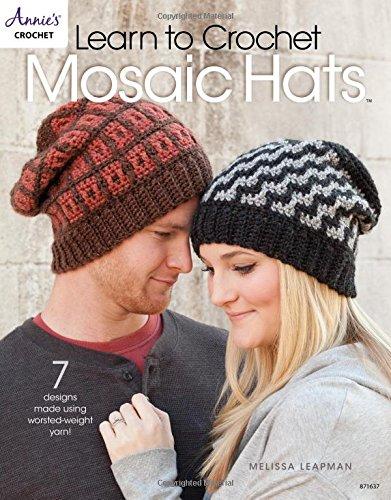 Learn to Crochet Mosaic Hats (Annie's Crochet)