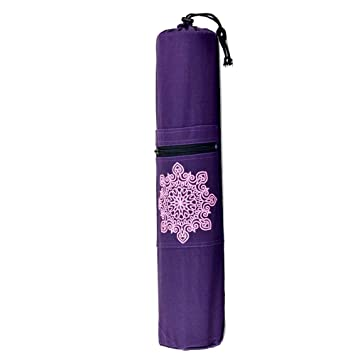 Chinashow - Bolsa para Esterilla de Yoga con cordón ...
