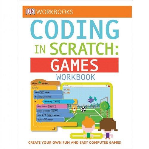 DK Publishing Coding with Scratch Workbook Set (Set of 3) - Paperback by DK Publishing (Image #3)