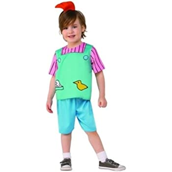 onceuponasale rugrats phil deville costume 3t 4t toddler boys halloween dress up play twins