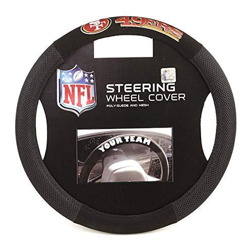 Fremont Die NFL San Francisco 49Ers Poly-Suede