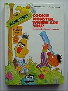 Cookie Monster, Where Are You? by Sesame Street (1976-07-12