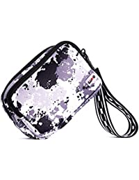 Neoprene Mobile Wristlet Clutch Bags - Smartphone Holder Pouch