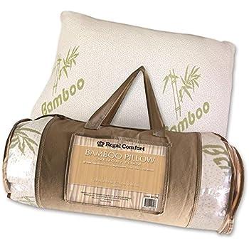 Amazon Com Regal Comfort Bamboo Firm Memory Foam Bed