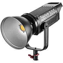 Aputure Light Storm LS COB 300D Daylight LED Video Light with Bowens Mount / V-mount Plate and Carrying Bag