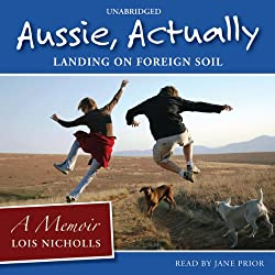 Aussie, Actually