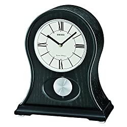 Seiko QXQ027KLH Mantel Japanese Quartz Shelf Clock