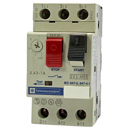 Telemecanique GV2-M05 Motor Circuit Breaker ()