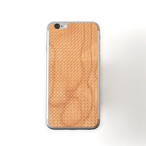 Lazerwood Cell Divisions Cherry Skin für Apple iPhone 6