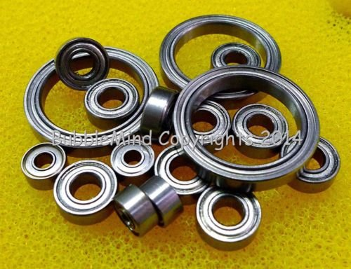 Alicenter(TM) (26 PCS) AXIAL AX10 Scorpion (ARTR, Kit, RTR) Metal Shielded RC Ball Bearing Set