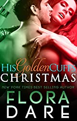 His Golden Cuffs: Christmas (English Edition)