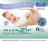 Protect-A-Bed Allerzip Crib Encasement