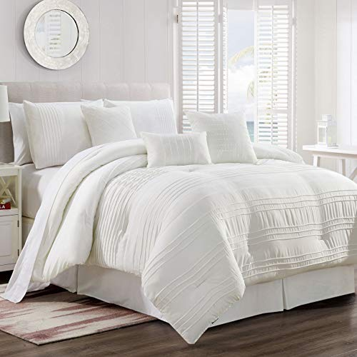 noah white comforter set queen